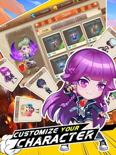 Chibi Bomber 1.3.5 screenshots 1