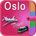 Oslo Offline Map Travel Guide icon