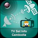 TV Sat Info Cambodia icon