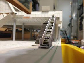Photo: フルスクラッチ模型エレベーター作成
