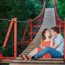 Wedding photographer Yulya Skvorcova (Lule4ka). Photo of 11.07.2018