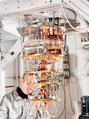 Ein Besuch in Googles Quantencomputerlabor