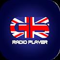 Ultimate Radio Player UK icon