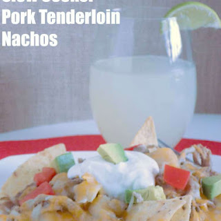 Slow Cooker Pork Tenderloin Nachos Recipe