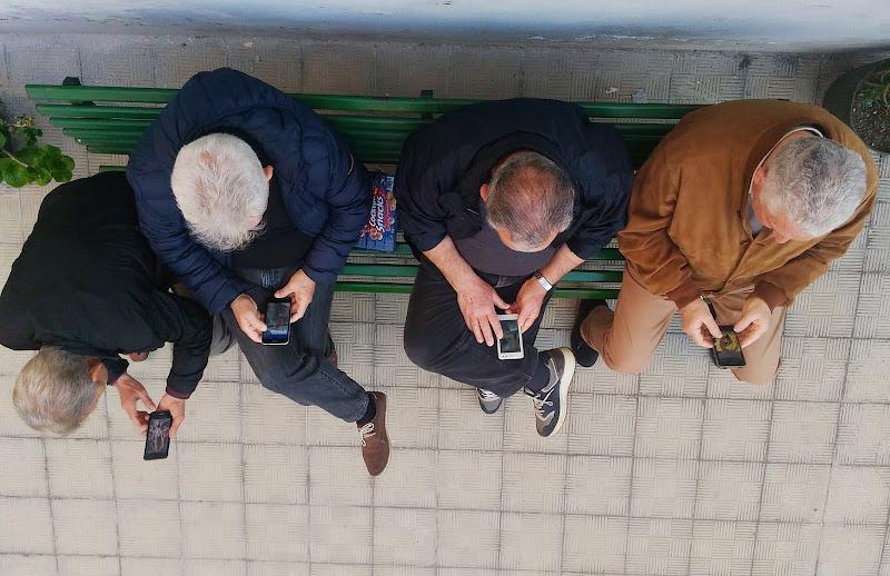 La connessione non ha età di Fiorenza Aldo Photo