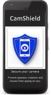 CamShield & Camera Blocker Screenshot