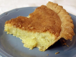 Mom's Chess Pie Recipe