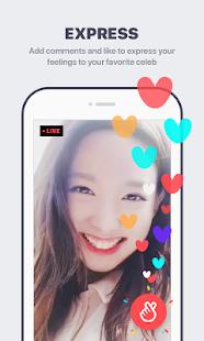 V – Live Broadcasting App Ekran Görüntüsü