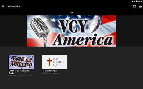 VCY On The Go- screenshot thumbnail