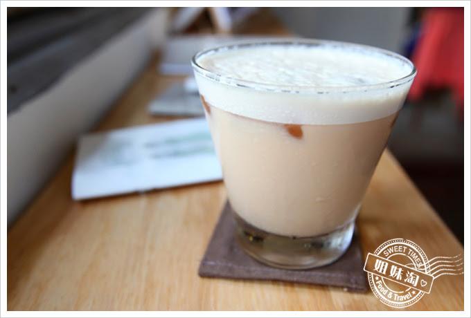 森山舍-鮮奶紅茶