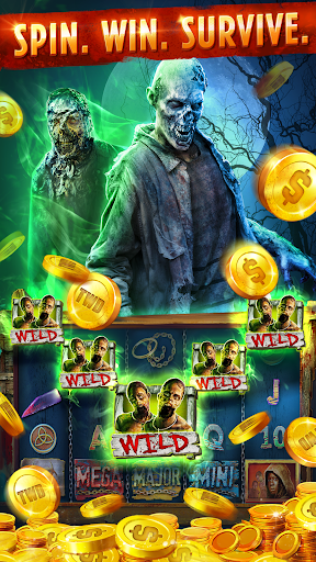 The Walking Dead: Free Casino Slots modavailable screenshots 3