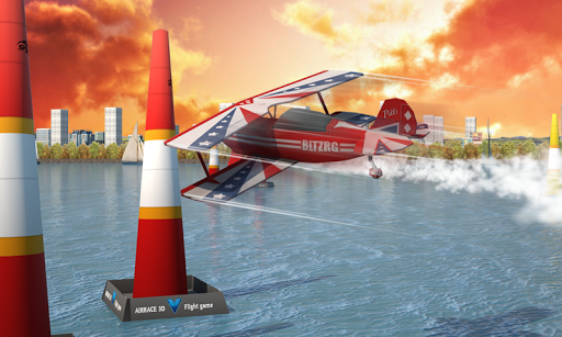 Aces Of The Sky: Air Race 3D