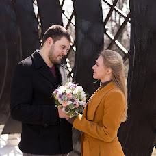 Wedding photographer Evgeniy Chinkov (echinkov). Photo of 17.04.2017