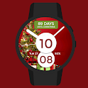 Christmas Counter Watch Face