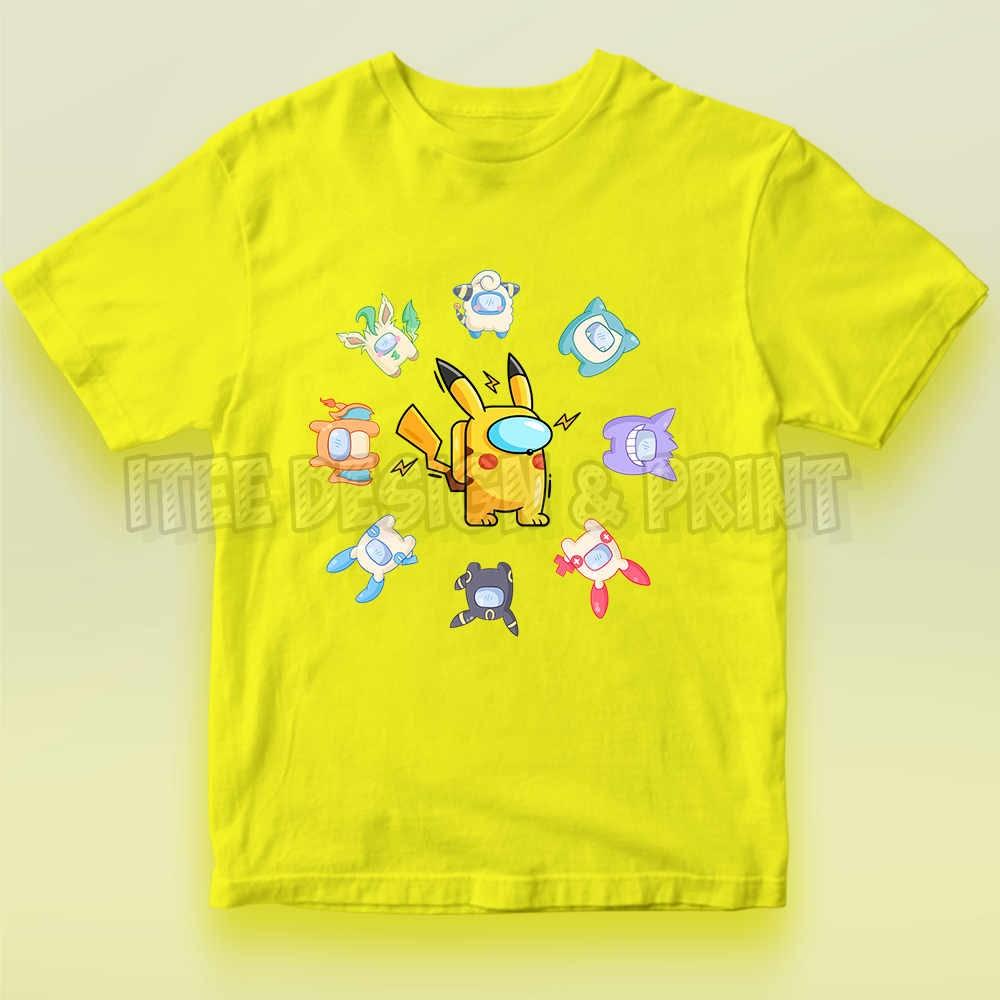 Pikachu Among Us Impostor 15
