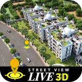 Street View Live 2018 – Global Satellite World Map