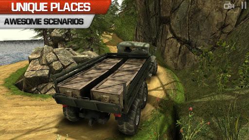 Truck Driver 3D: Offroad Screenshot