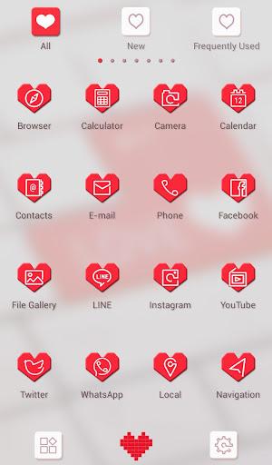 玩免費遊戲APP|下載壁纸·图标 LOVE Enter +HOME app不用錢|硬是要APP