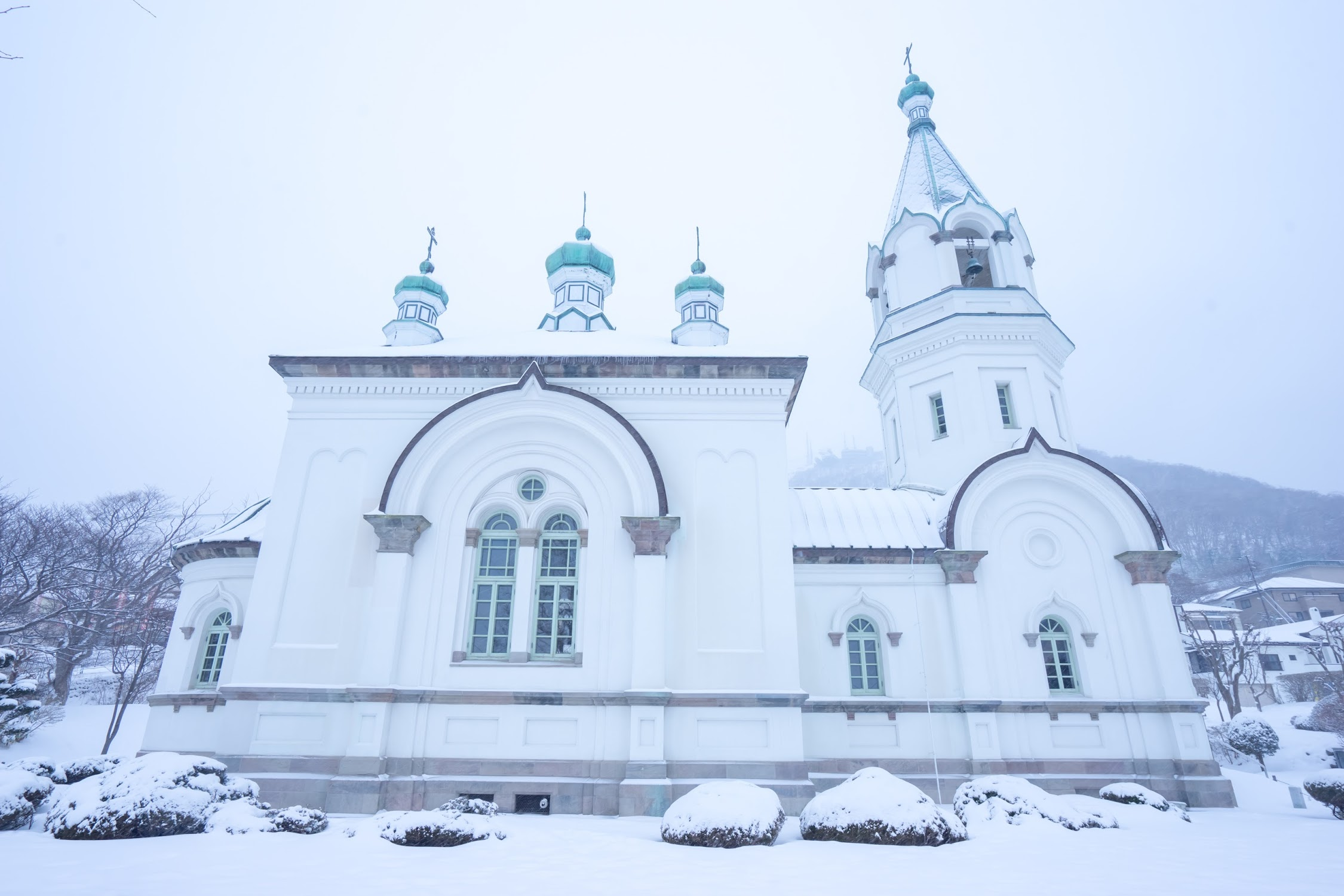 Hakodate Hakodate Orthodox Church1