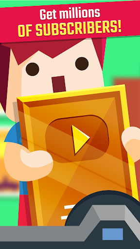 Vlogger Go Viral - Tuber Game screenshots 1