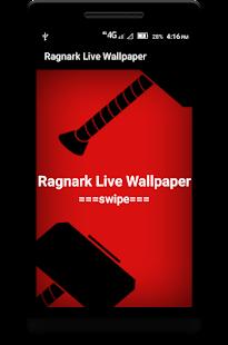 Ragnark Live Wallpaper - náhled