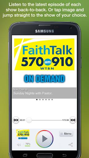 FaithTalk WTBN On Demand