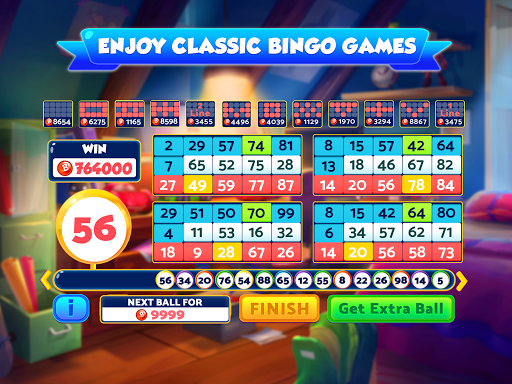 Bingo Bash: Live Bingo Games & Free Slots By GSN screenshot 15