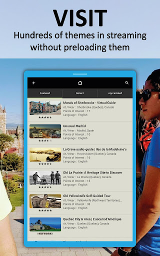 BaladoDiscovery Tours Guides - Apps on Google Play