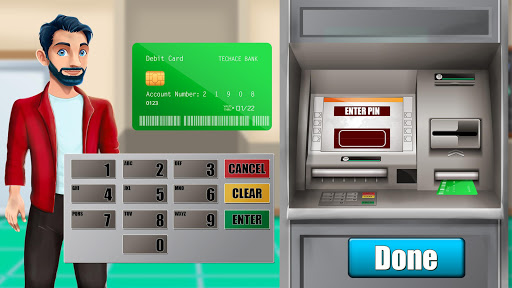 High School Pro Cashier Girl: Bank Cash Register cheat hacks