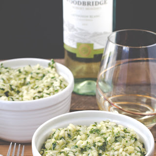 Herbed Risotto.