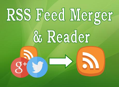 RSS Merge & Reader