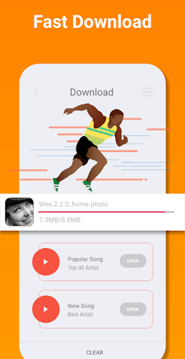 New Uc browser 2020 Fast and secure Walktrough screenshot 3