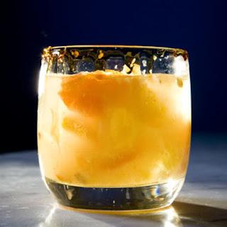 Kumquat Caipirinha.