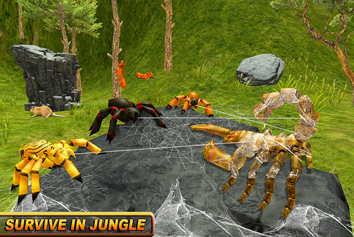 Wild Scorpion Family Jungle Simulator 1.3 screenshots 3