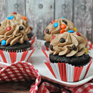 M And M Cupcakes Recipes