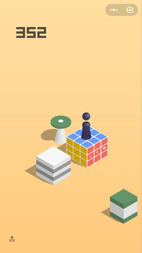 Jump Jump (u8df3u4e00u8df3) 1.6 screenshots 2
