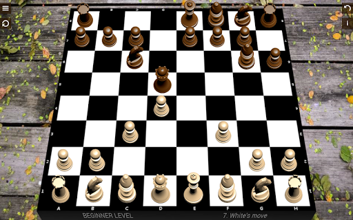 Chess  gameplay | by HackJr.Pw 10