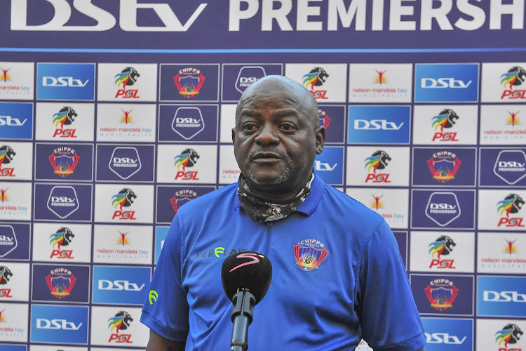 Dan Malesela has set his eyes on a top eight finish despite his struggles with Chippa United on the results front.