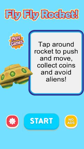 Fly Fly Rocket