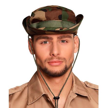 Millitärhatt, camouflage 59