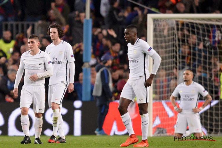 Ligue 1 : le PSG, avec Meunier à l'assist, frustré par Guingamp ; l'OM loupe une opportunité
