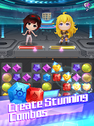 RWBY: Crystal Match APK screenshot thumbnail 11