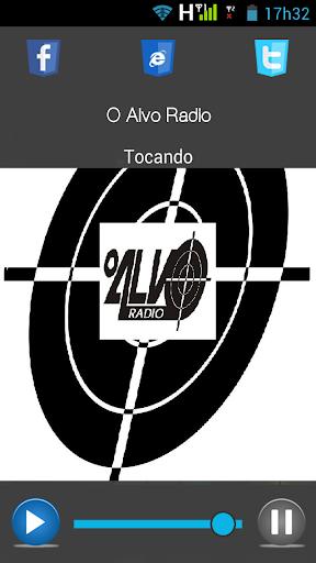 O Alvo Rádio screenshot 1