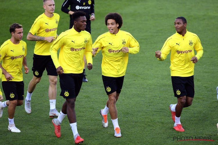 Le Borussia Dortmund prolonge l'un de ses grands talents