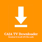 Caja TV App Downloader - Easy Download & Install Android APK Download Free By PC Part Source Inc.