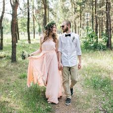 Wedding photographer Lesya Cykal (lesindra). Photo of 03.07.2015