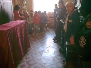 Photo: Sacrestia della Chiesa di Salvaro