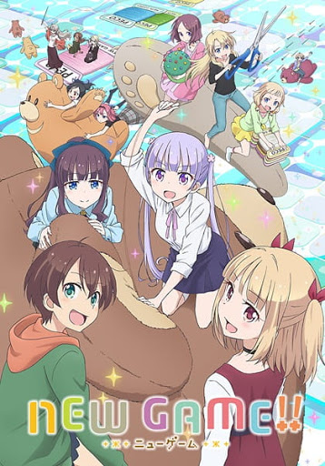 New Game!! (New Game! Season 2) thumbnail