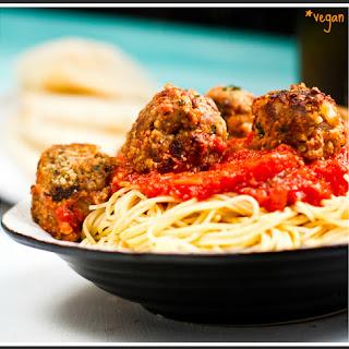 Spaghetti & No-Meatballs