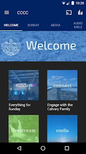 Calvary Chapel Cape Cod- screenshot thumbnail